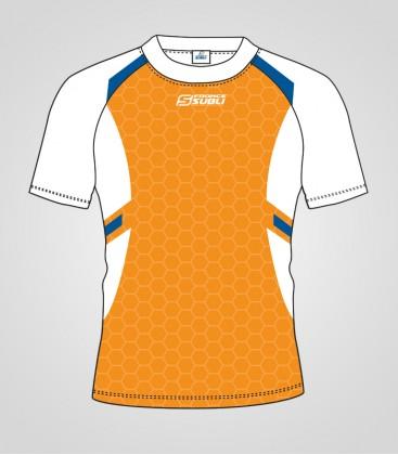 Maillot Athlétisme femme recto - T-Shirt classique Running compet