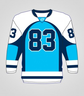 Maillot Hockey homme recto - Jersey NHL