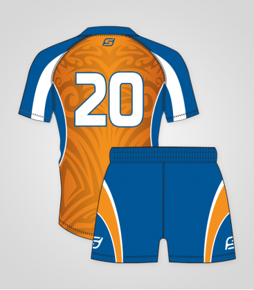 Pack Regio rugby maillot et short homme verso
