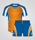 Pack Regio rugby maillot et short homme recto