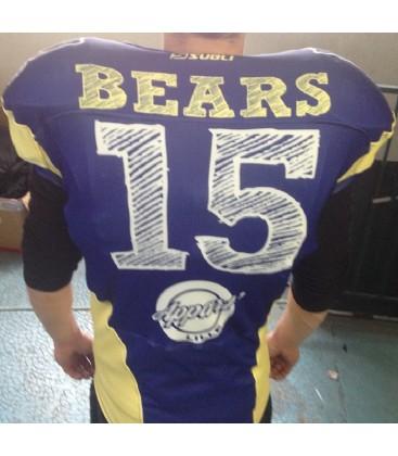 Maillot Heisen Bears dos - PRO NFL