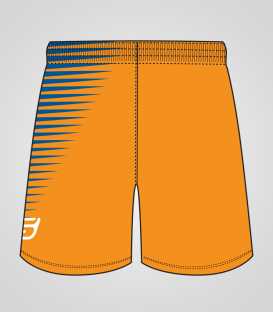 Short Basket-ball homme verso - Long-Short