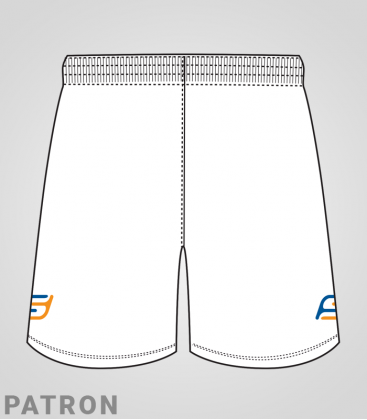 Patron short Basket-ball homme verso - Long-Short