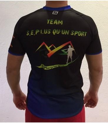 Maillot Association S.E Plusqu'un sport Devant
