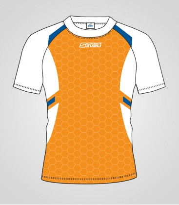 Maillot Roller Derby homme recto compet