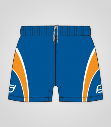 Short Rugby homme recto - Matchshort
