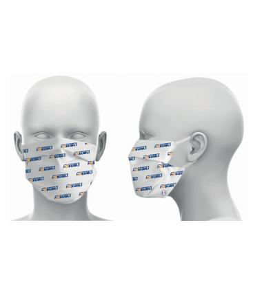 Masque tissus sublimé