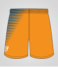 Short Basket-ball femme verso - Long-Short