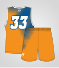 Pack Basket-ball homme verso - League