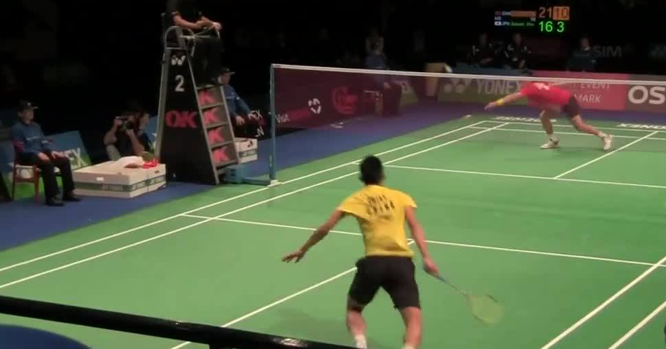 Tenues club Badminton