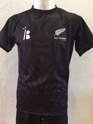 Maillots Rugby Back-Stage