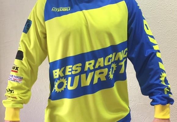 Jerseys BMX Personnalisés et Fluo