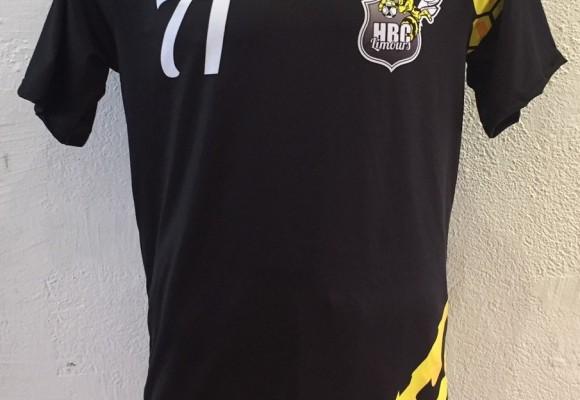 Ensembles Maillots / Shorts sublimés pour le Handball Club de Limours