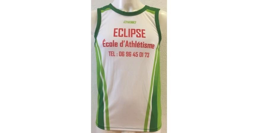 Débardeurs Athlétisme Asso Eclipse de Martinique